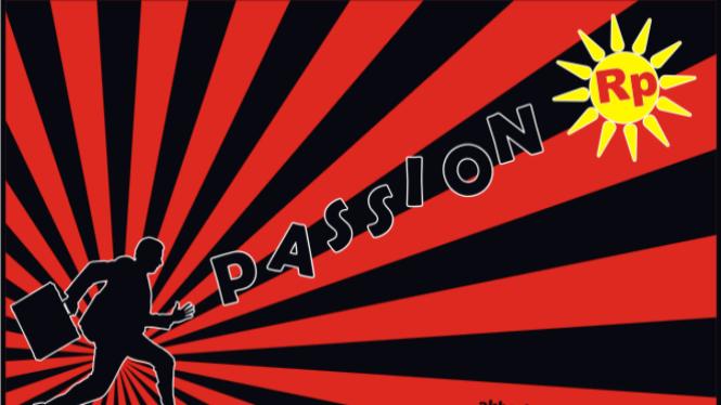 Ilustrasi passion.