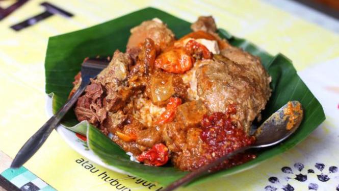 Gudeg Yogyakarta.