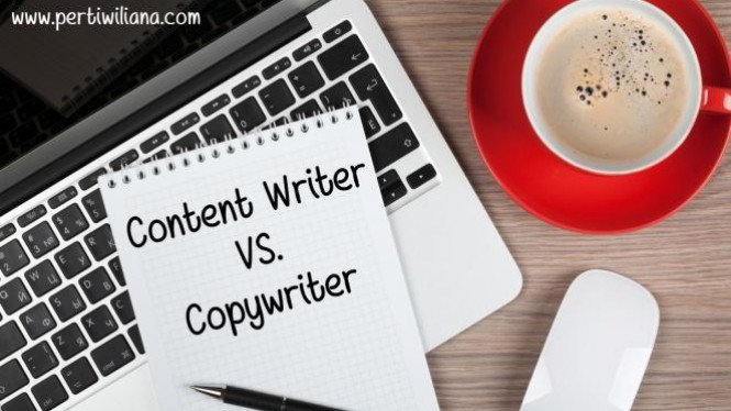 Content Writer vs copywriter.