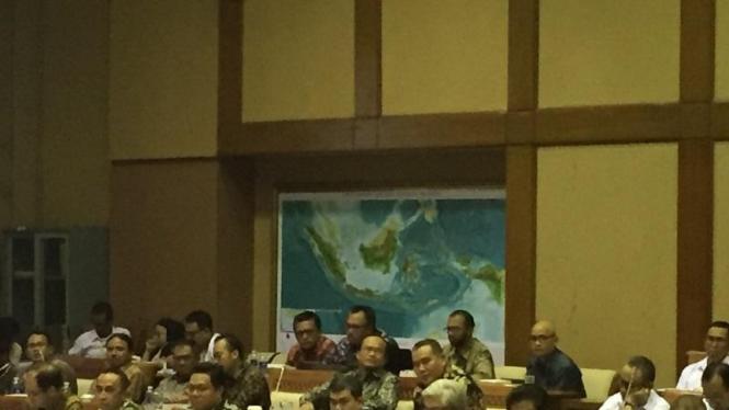 RDP Pemerintah dan PT Freeport Indonesia