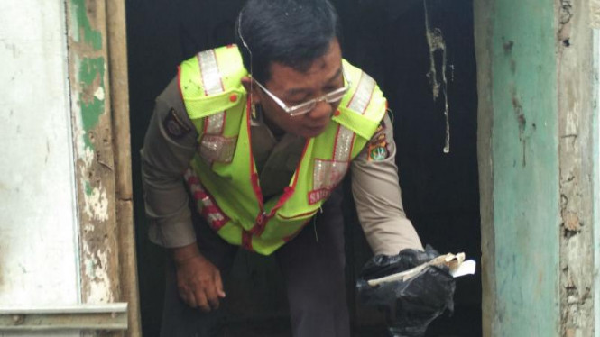 Polisi temukan suntikan di Berlan, Jakarta Timur