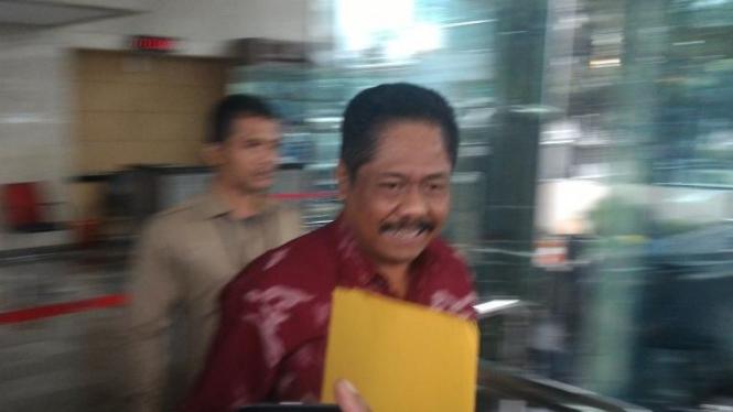 Anggota Komisi V Budi Supriyanto (27/1/2016)
