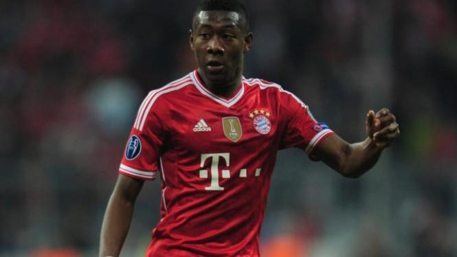 Bek Bayern Munich, David Alaba