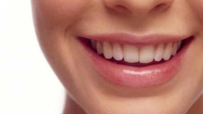 Mulut dan gigi yang sehat.