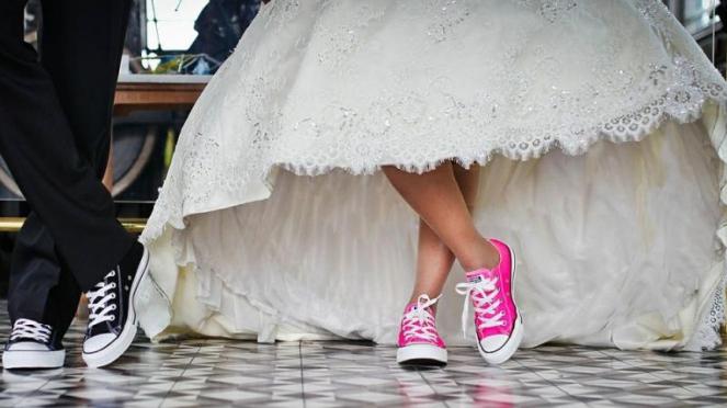 Ilustrasi remaja dan pernikahan dini