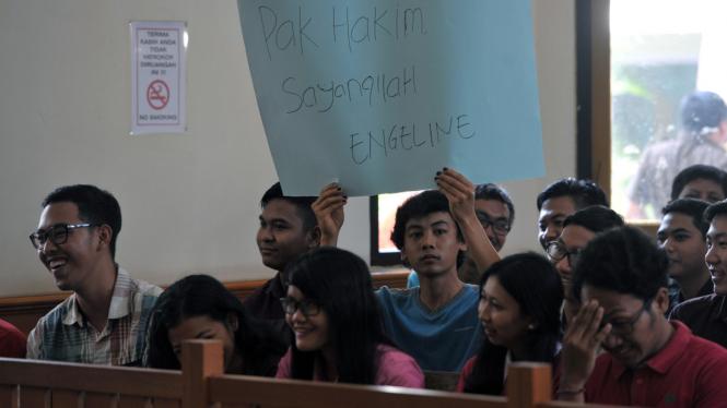 Sidang Tuntutan Kasus Pembunuhan Engeline