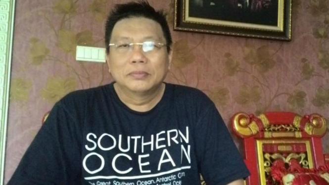Yudi Wibowo Sukinto, salah satu pengacara tersangka Jessica Kumala Wongso