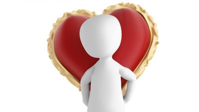 Ilustrasi Valentine