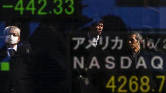 Bursa Jepang.