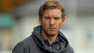 Pelatih RB Leizig saat masih melatih Hoffenheim, Julian Nagelsmann.