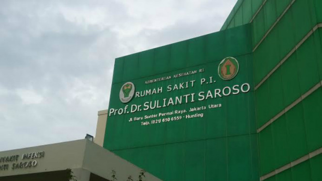 RSPI Sulianto Saroso