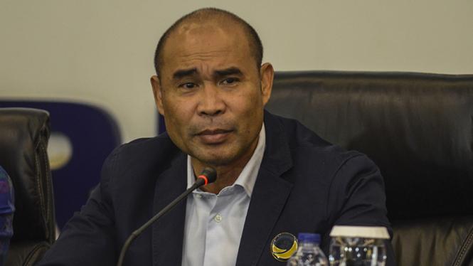 Gubernur NTT yang juga politikus Nasdem, Victor Laiskodat.