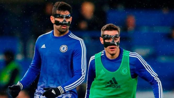Chelsea akan menghadapi Manchester City