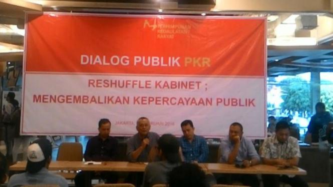 Ketua Indonesia Police Watch (IPW) Neta S. Pane
