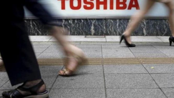 Toshiba.