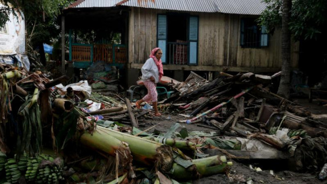 Banjir Binjai, Sumatera Utara