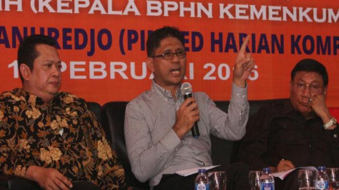 Wakil Ketua KPK, Laode M Syarif.