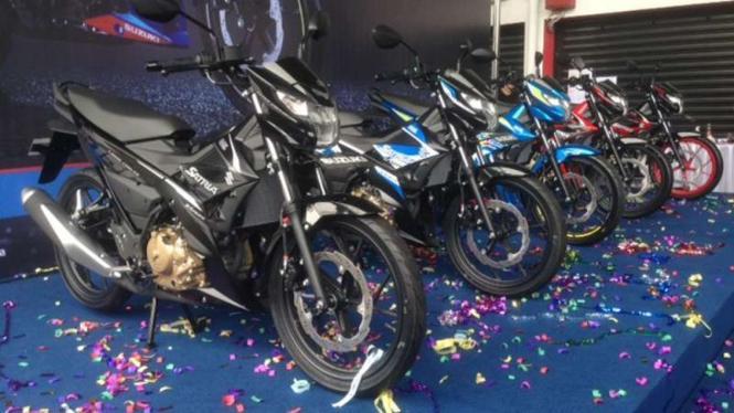 All New Suzuki Satria F150