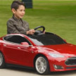 Radio Flyer Tesla Model S.