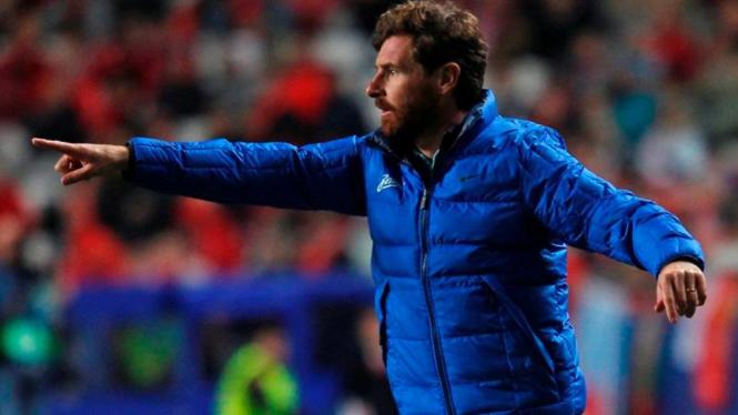 Pelatih Zenit St. Petersburg, Andre Villas-Boas.
