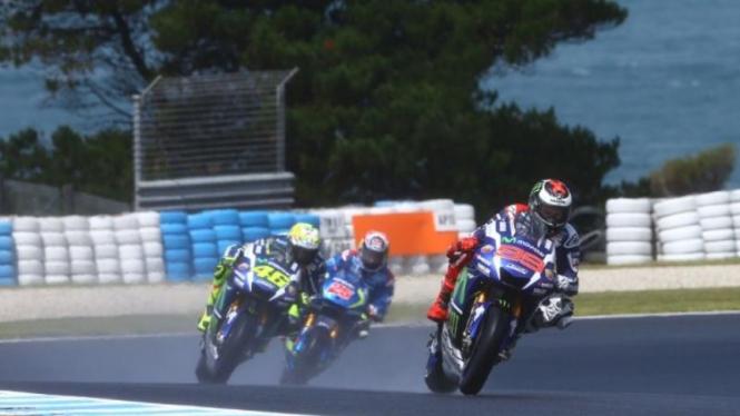 Pembalap Yamaha, Jorge Lorenzo