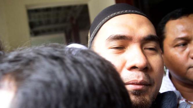 Saipul Jamil dilaporkan korban bru berinisial AW