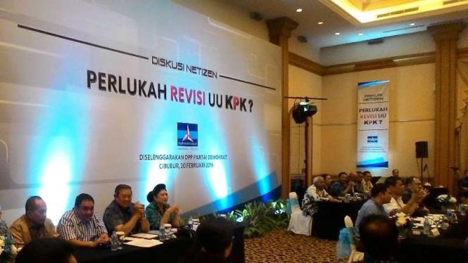 SBY kopi darat dengan netizen