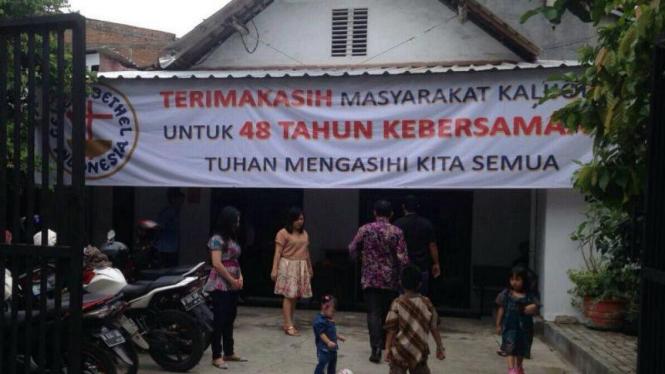 Gereja Bethel Indonesia di Kalijodo