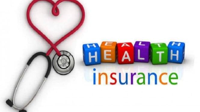 Asuransi kesehatan.