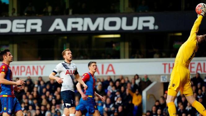 Pertandingan Tottenham Hotspur vs Crystal Palace di Piala FA