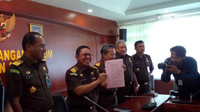 Jaksa Agung Muda Pidana Umum Noor Rachmad.