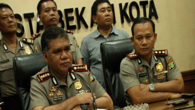 Kapolres Jakarta Utara, Kombes Pol Daniel Bolly Tifaona