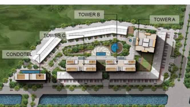Kawasan Apartemen LINQ