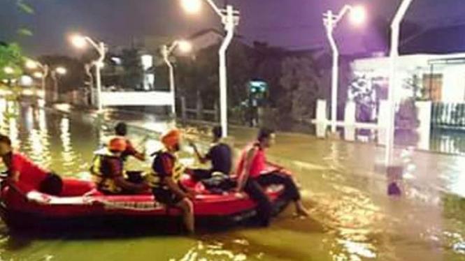 Banjir di Depok