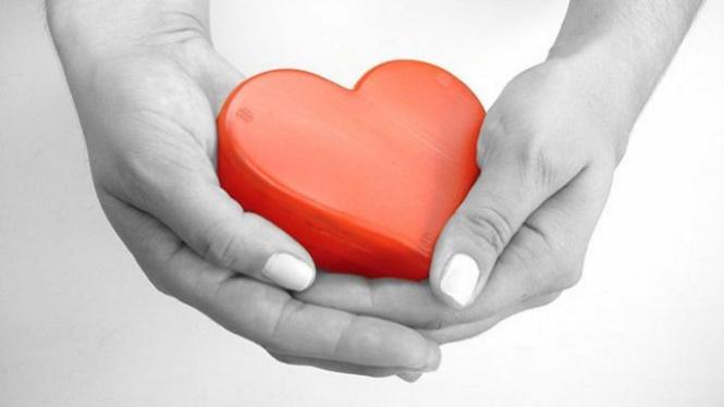 Kondisi hati seseorang.