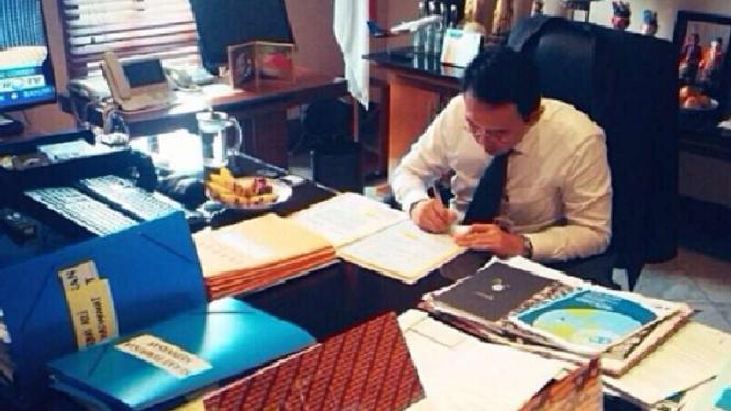 Gubernur DKI Jakarta, Basuki Tjahaja Purnama alias Ahok