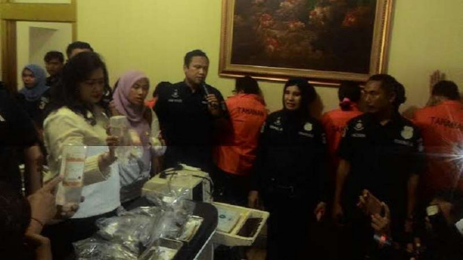Klinik aborsi yang digerebek polisi di Menteng