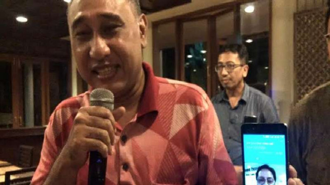 Vice President of Network Smartfren, Munir Syahda Prabowo.