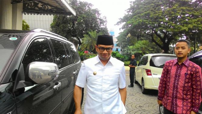 Wali Kota Bandung, Ridwan Kamil.