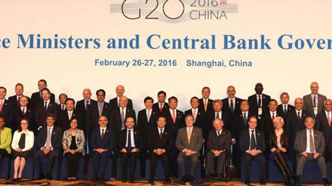 Pertemuan G20 di China. (Foto ilustrasi).