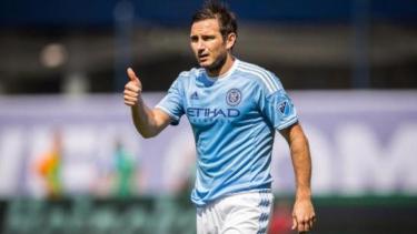 Mantan gelandang Chelsea, Frank Lampard.