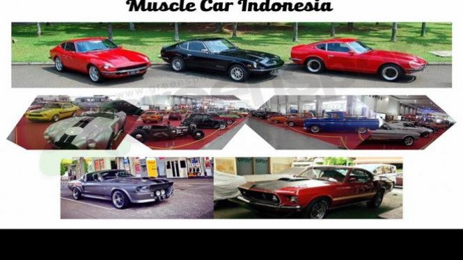 Mengintip Muscle Car Ala Indonesia Viva