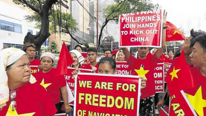 Perundingan Konflik Laut China Selatan Bikin Vietnam Frustrasi