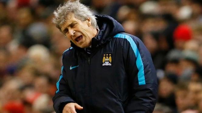 Manajer Manchester City, Manuel Pellegrini