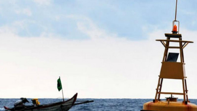 Ilustrasi/Alat pendeteksi tsunami