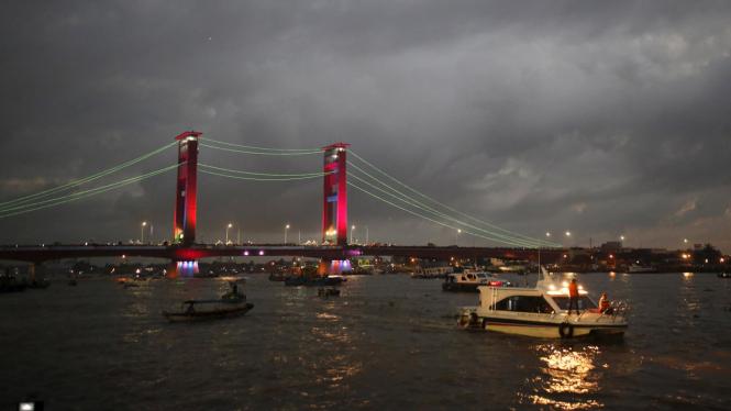 Jembatan Ampera, Ikon kota Palembang