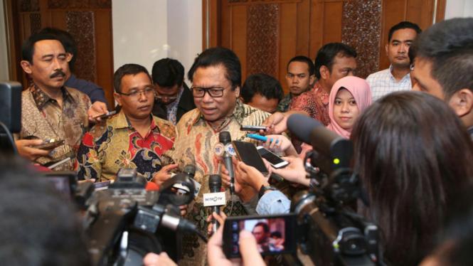 Wakil Ketua MPR Oesman Sapta Odang.