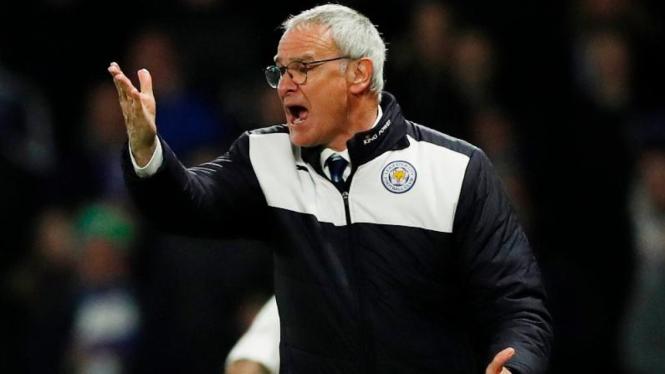 Manajer Leicester City, Claudio Ranieri