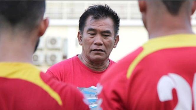 Pelatih Mitra Kukar, Subangkit.