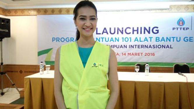 Angkie Yudistia, pendiri Thisable Enterprise.